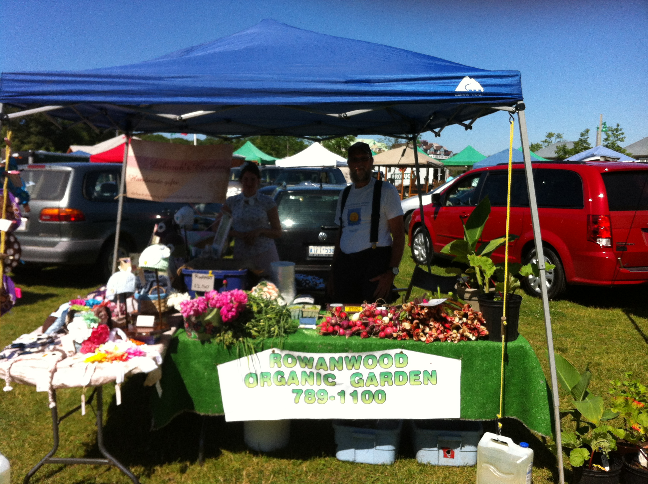 Full-time Vendors. - Gravenhurst Farmers' Market